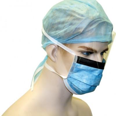 PG4-2592 PrimaGARD Surgical Procedural 120 Mask Visor