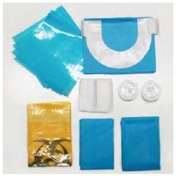 Dental Implant Surgical Vale Kit