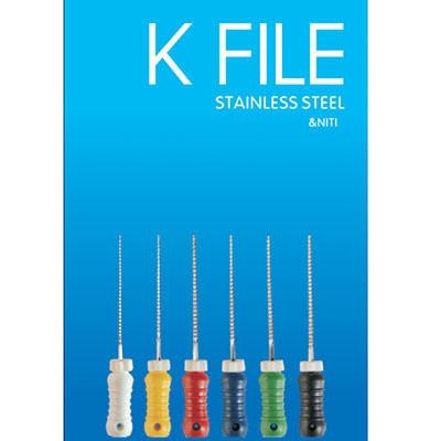Stainless Steel K File