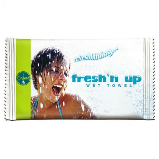 ONGARD Fresh'N Up Wipes