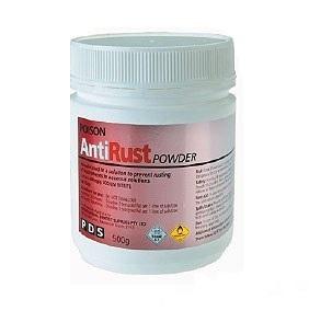 Anti rust powder