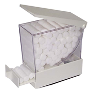 Cotton Roll Pellet Dispensers