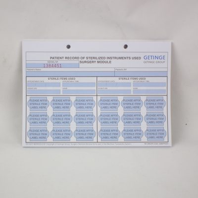 Patient Records Sheets