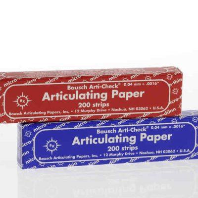 Articulating Paper