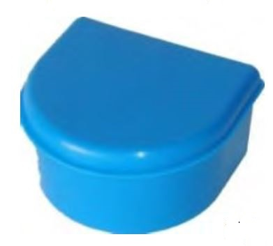 Denture Box Bath / Mouthguard Case