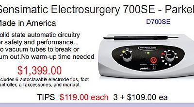 Electrosurgery Motor