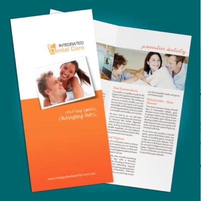 Practice Brochure Design