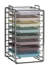 Dental Tray Racks